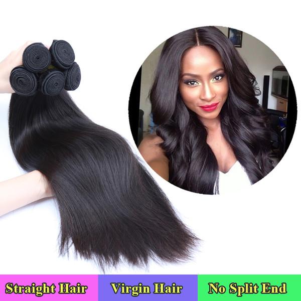Large Stock Factory Price Crochet Hair Extensions Virgin Hair