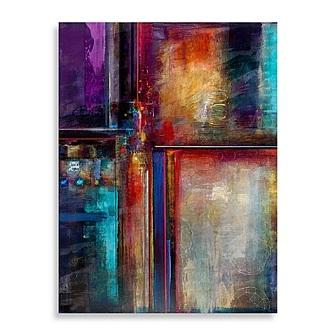 """John Douglas """"Electromagnetic Wall Art ,Pure Hand Painted Pop Art Oil Painting On High Quality Canvas.customized size accepted myebs"""