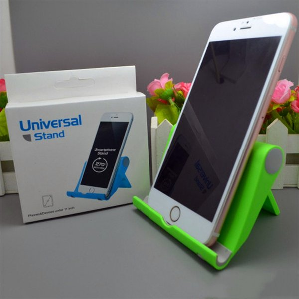 Universal Tablet PC Stand Holder 270 Degrees Rotate Foldable Desk Phone Holder For iPad 2 3 4 Air Pro 9.7 inch Phone