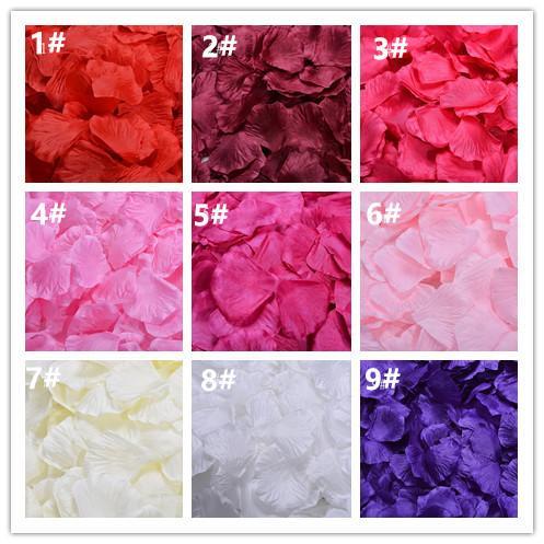 # 1- # 9, número de cores da observação de pls