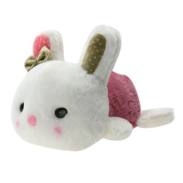 20 cm Encantador Conejito de Peluche Conejo Lindo de Felpa Juguetes Suaves Muñeca Conejito Promocional Conejo de Peluche de Juguete para Niños Envío Gratis