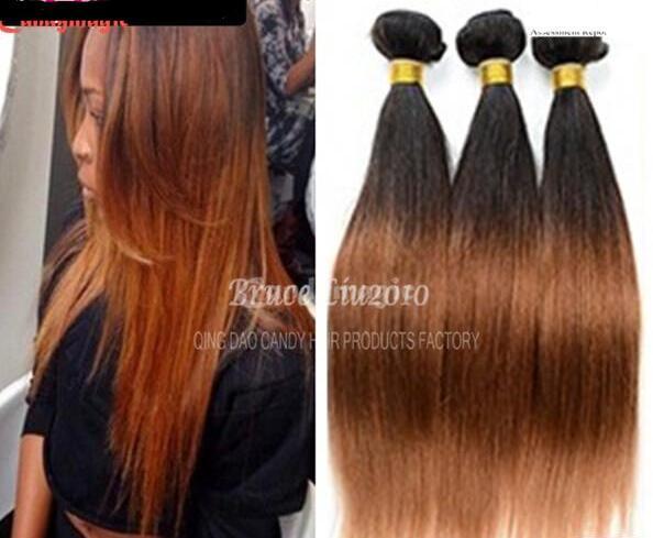 Cheap 1b 30 dark root ombre silky straight hair extensions 100 1b 30 dark root ombre silky straight hair extensions 100 brazilian virgin human hair blonde pmusecretfo Choice Image