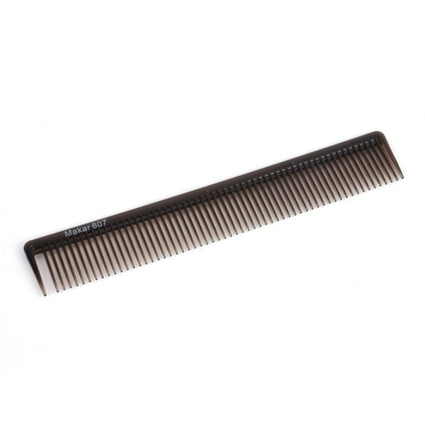 Wholesale- Professional Salon Hair-Cutting Combs Hair Styling Hairdressing Carbon Antistatic Detangle Comb For Lady Barber Tools