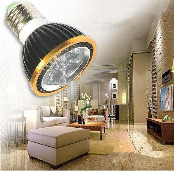 best selling 5 piece par20 LED Bulbs PAR 20 light Dimmable 9W 12W 15W Spotlight E27 GU10 E14 B22 White Warm indoor lighting 110V-240V
