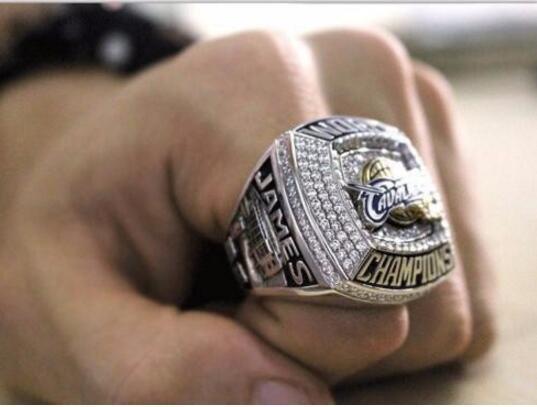 High Qualit MVP LeBron James 2016 National Basketball Championship