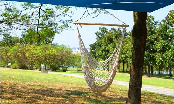 travel camping outdoor hammock chair hanging chairs swing cotton rope   swing cradles kids adults outdoor travel camping outdoor hammock chair hanging chairs swing cotton      rh   m dhgate