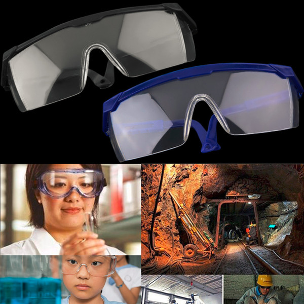 top popular Safety Eye Protection Glasses Goggles Lab Dust Paint Dental Industrial 2019