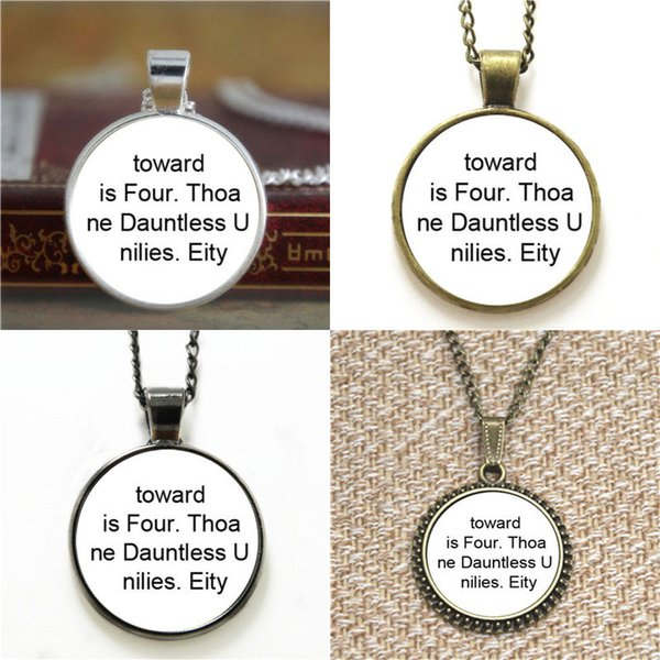 10pcs Divergent Dauntless Book Page vision 2 Glass Photo Necklace keyring bookmark cufflink earring bracelet