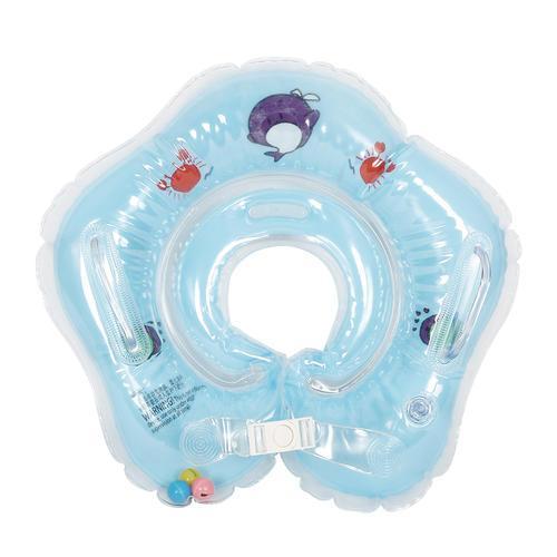 PVC-Baby-Kind-neugeborener Schwimmen-Schwimmen-Ansatz-Schwimmen-aufblasbarer Ring-Sicherheits-Kreis 4 Farben Swimmingpool-Zusätze