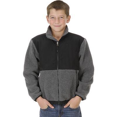 2018 Kinder Jungen und Mädchen Fleece Jacken Babys Fashion Outdoor Klettern Wandern warmv Outwear Kinder Reißverschluss Fleece Jacke