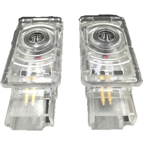 2 PCS LED Car Door Welcome Logo Ghost Shadow Light Laser Projector Lamp for Buick Lacrosse car led door light