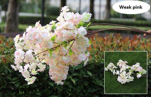 4 bifurcations double petals weak pink