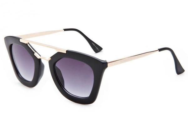 Newest occhiali summer sunglasses femme Italy brand designer sun glasses for lady women eyewear SPR 09Q