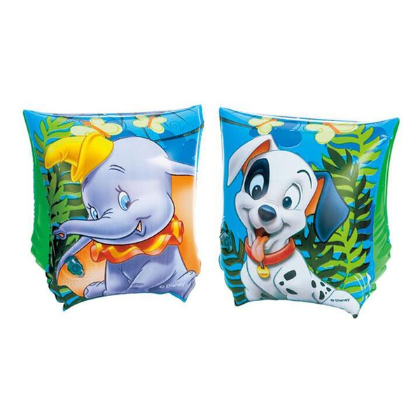 Inflatable Swim Arm Bands Cartoon Floatation Sleeves Swimming Ring Floaties for Kids Child Summer Outdoors Paly
