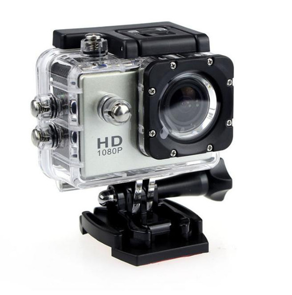 top popular SJ4000 1080P Full HD Action Digital Sport Camera 2 Inch Screen Under Waterproof 30M DV Recording Mini Sking Bicycle Photo Video Cam 2020