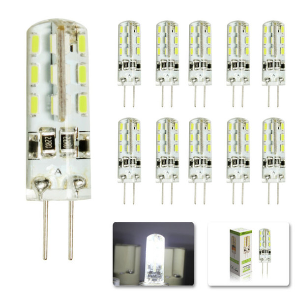best selling G4 LED Lamp SMD 3014 3W DC 12V Replace 30W halogen lamp 360 Beam Angle LED Bulb light Crystal lamp chandelier accessories