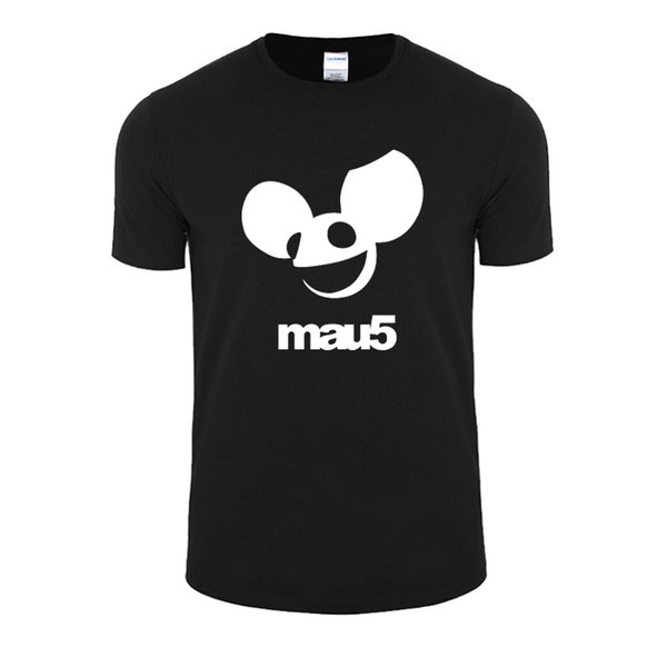 Deadmau5 Young Comfortable Short Sleeve Tee 6XL White