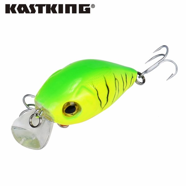 Kastking 8Pcs/Lot Retail A+ Fishing Lures Assorted Colors Minnow Tackle 50Mm 7.2G Magnet System Hard Fishing Lure Crankbait