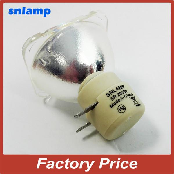 Toptan-Yüksek kalite 1 adet / grup 200 W Lamba MSD Platin 5R Işın 200 W Sharpy Hareketli kafa ışın ampul Için sahne ışık R5 LAMBA