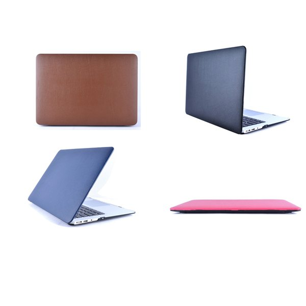 "Plastic Shell Hard Cover Case [Front] For Apple Macbook Air Pro Retina 11.6"" 13.3"" 15.4"" A1370 A1465 A1369 A1466 A1278 1286 A1398 A1425"