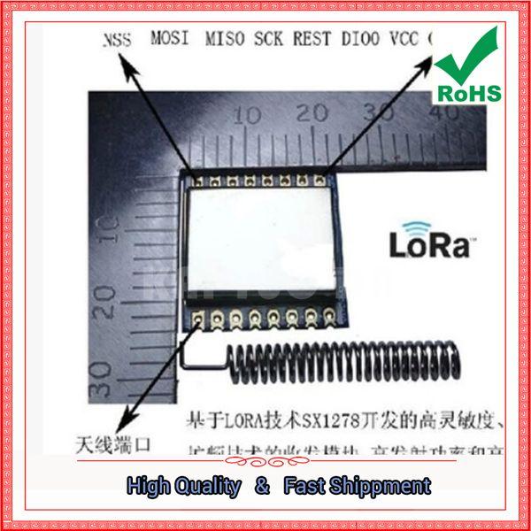 Lora Spread Spectrum / Ultra High Sensitivity 5 Km Wireless Transceiver  Module / Sx1278 / Sx1276 Module D4b Selling Used Electronics Shop  Electronics