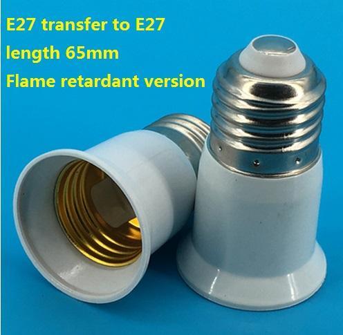 E27 to E27 65mm