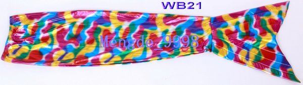 WB21-Multicolor Metallic