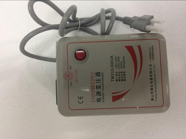 Трансформатор 110V конвертера напряжения тока 500w Ватта к 220 Вольтам