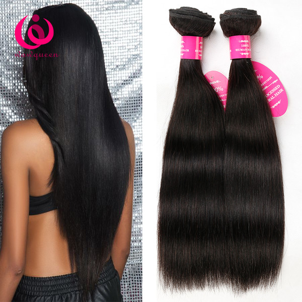 Cheap Wholesale Price Malaysian Human Weave Hair Straight 3Bundles Wow Queen Hair Products 8-28inch Unprocessed Malaysian Virgin Hair