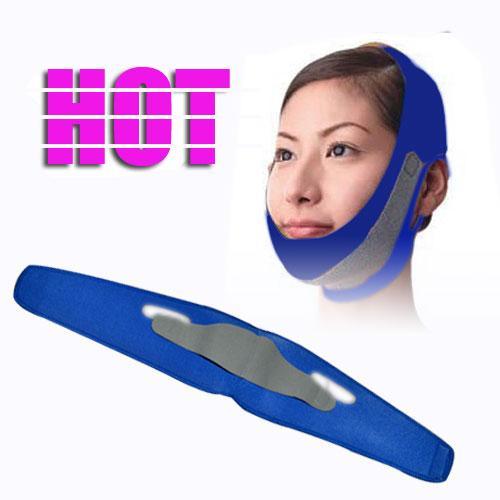 Nuova fascia per il viso e fasciatura per la cura della pelle della fasciatura snellente Riduce la maschera del doppio mento