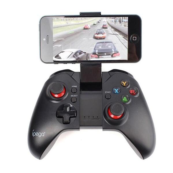 Ipega bluetooth controlador de jogo sem fio ipega inteligente mini gamepad para android ios phone pc joystick gamecube