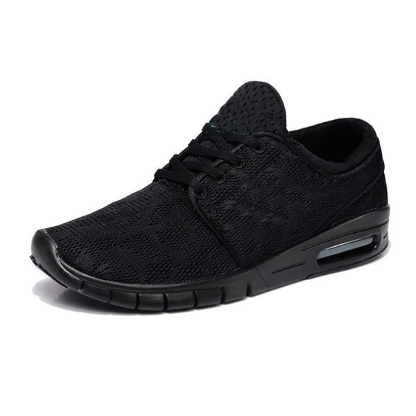 2017 Nouveau arrivent sb Haute Qualité Casual Chaussures Sneaker Femmes Et Hommes 685299 NOIR BLANC QS Gris Magenta occasionnels CHAUSSURES 36-45 Nike Air Max SB Stefan Janoski