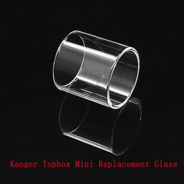 Venta al por mayor Kanger Topbox Mini tubo de vidrio de reemplazo con el envío libre de DHL comprar barato Kanger Topbox Mini tubo de vidrio de reemplazo