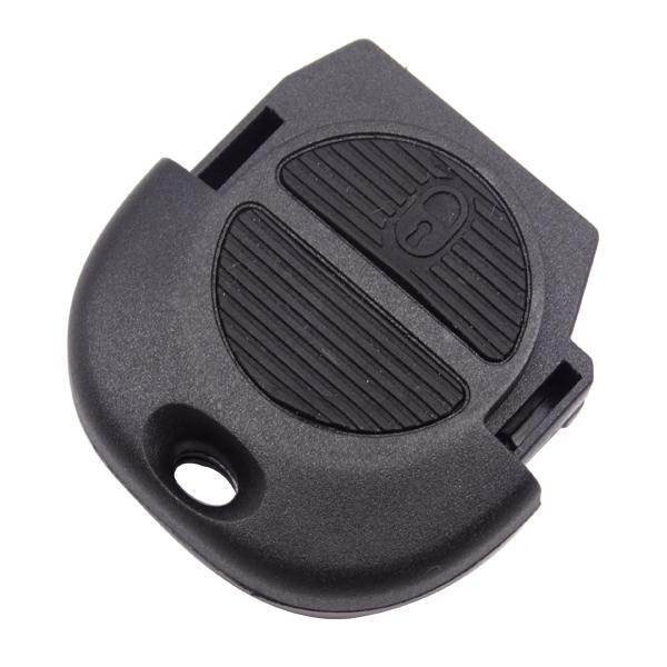 Funda sin llave remota de 2 botones para NISSAN Almera Primera Micra X-Trail VE364 W0.5
