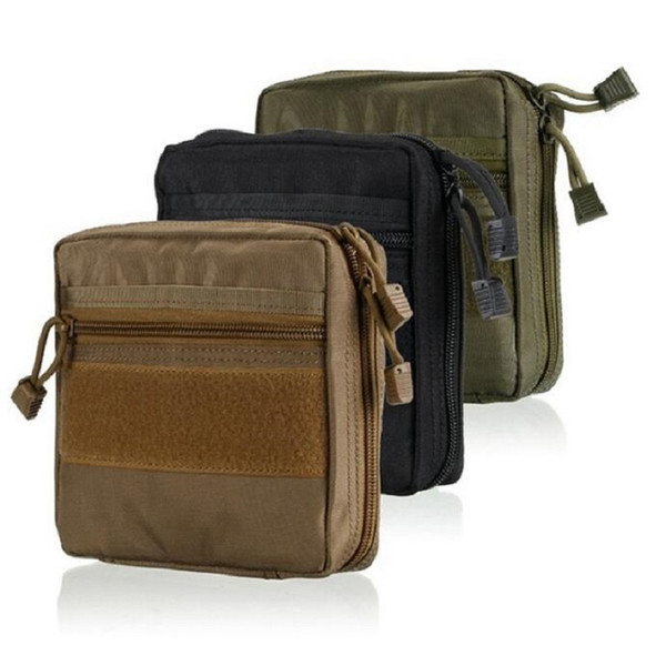 EDC Pouch One Tigris Military MOLLE EMT First Aid Kit Survival Gear Bag Tactical Multi Kit Free Shipping