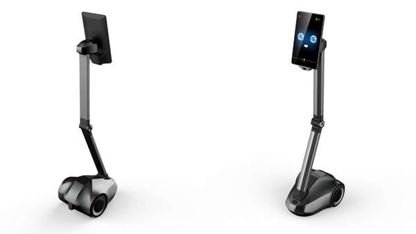 PadBot P2, Uzaktan Kumanda, Elektronik Robot, Telepresence Robot, RC, Toplantı için Video Sohbet, bebek monitörü, ev güvenliği