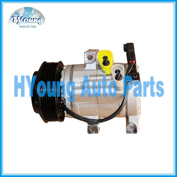 Compresor de CA automático para Ford Ranger UC9M19D629BB AB3919D629BB 1715092 UC9 M19D 629 BB