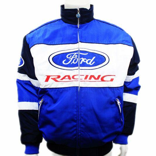 Brand winter F1 racing suit car motorcycle jacket karting drift game men auto moto motorbike Cotton-padded clothing for ford