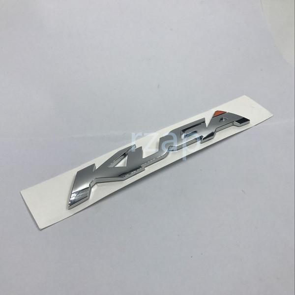 Großhandel Neue Stil Auto Buchstaben Aufkleber Für Ford Kuga Kofferraumdeckel Abzeichen Emblem Aufkleber Von Rzap 6733 Auf Dedhgatecom Dhgate