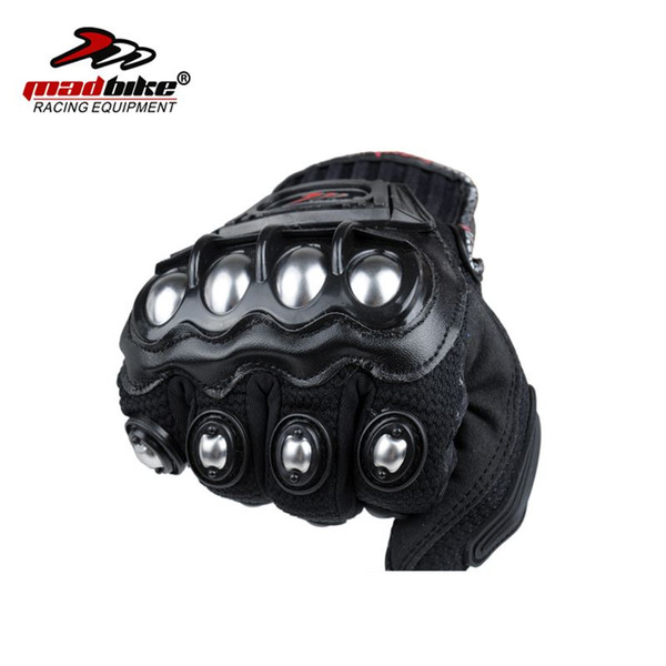 High Quality Motocross Full Finger Luvas Para Moto Motorbike Guantes Motorcycle Gloves Women Men XXL Stainless Steel