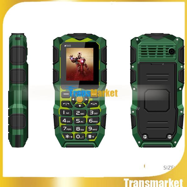 Original OEINA XP1 IP67 Phone Waterproof Power Bank Long Standby Outdoor Flashlight Big Speaker 1.8 Inch Cell phone