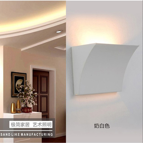2019 Aluminum Led Wall Lamp Ac85 265v High Power Up Down Light Living Wall Mounted Led Modern Bathroom Light Fixtures For Kitchen From Hehemm 41 46