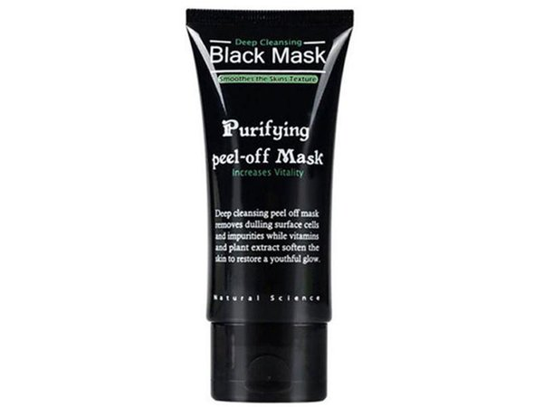 2000PCS Shills Peel-off face Masks Deep Cleansing Black MASK 50ML Blackhead Facial Mask Pore Cleaner Dyy daub mask purifying Matte