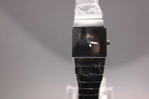 Mens Watches Top Brand Luxury Ceramic Quartz Watch Women Square Dial Dress Wristwatches Lovers Watch Quality Clock Sport