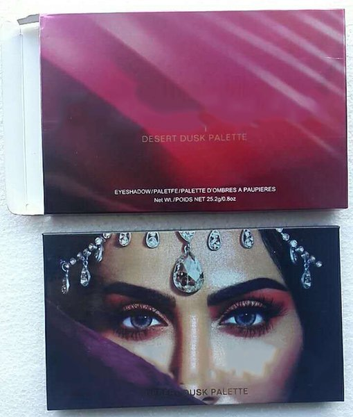best selling 18 colors Pallete Shimmer Matte Eye shadow Pro Eyes Makeup Cosmetics free DHL