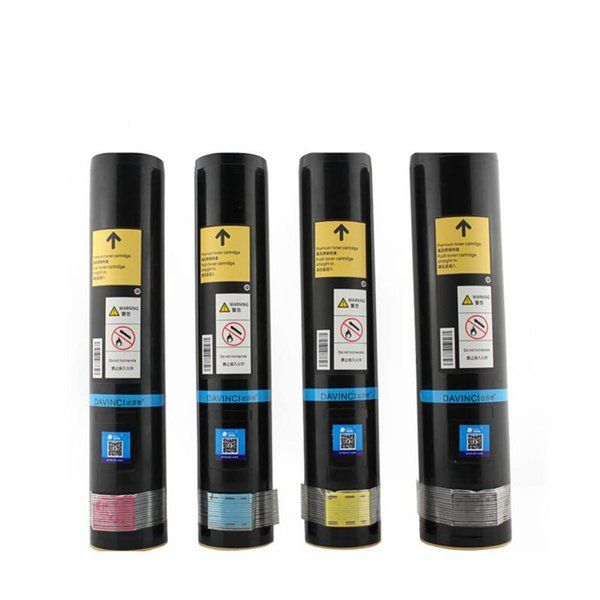 Ücretsiz Kargo Uyumlu Siyah / Mavi / Sarı / Xerox Renkli Yazıcı için Megenta Toner Kartuşu Phaser 7760DN 7760DX 7760GX 4 ADET / GRUP