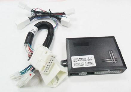 Canbus Car Power Window Closer Module Roll up and down T*O*Y*O*T*A COROLLA/AURIS/RAV4 for 4 windows closing/opening