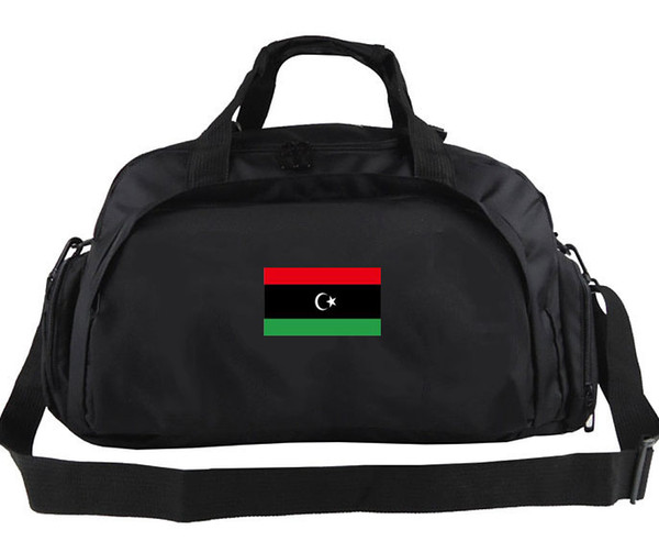 Libya duffel bag Libia team tote Band backpack Football luggage Sport shoulder duffle Outdoor sling pack
