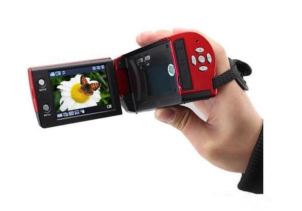 Дешевые 16MP водонепроницаемый цифровой камеры 16X цифровой зум ударопрочный 2.7