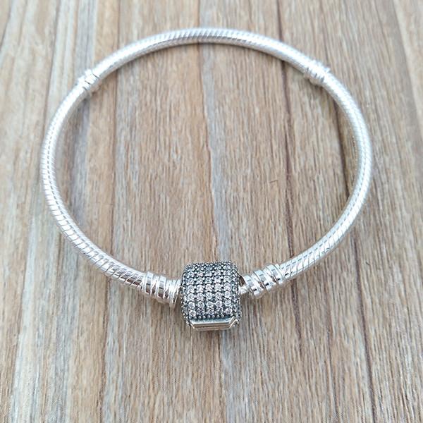 bracelet pandora avec charms argent